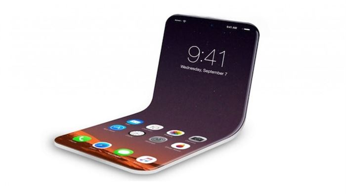 Apple Katlanabilir Telefon Patenti